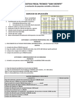 Examen de Paquete Contable 2do. Parcial