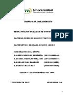 Derecho Admitivo II (Trabajo Ley de Municipalidades).docx