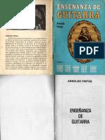 Arnoldo Pintos - Enseñanza de Guitarra 01 (Tomo I).pdf