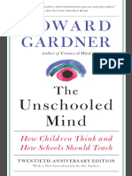 The Unschooled Mind_ How Children Think and How Schools Should Teach - Howard Gardner (2011, Basic Books)
