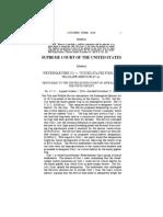 Wayerhaeuser Co. v. U.S. Fish & Wildlife Service, No. 17-71 (U.S. Nov. 27, 2018)