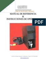Dosificador Vibratorio de Partículas POSTALLOY