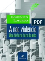 A Nao Violencia - Domenico Losurdo