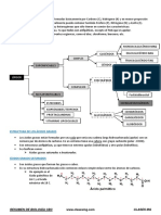 BIOLOGÍA Resumen Cap. 3. Lípidos