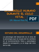 Desarrollo Humano Durante El Ciclo Vital