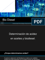 Determinacion de Acidez