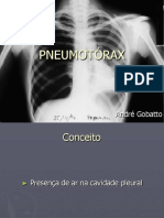 Pneumotorax