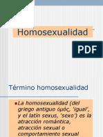 psicología homosexualidad