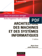 Architecture Des MACHINES