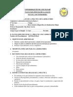 GUIA DE QUEMADURAS