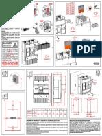 WEG Instrucciones de Instalacion Dwb800 10003947370 Installation Guide English