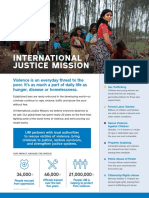 IJM Fact Sheet