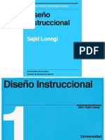 Diseno Instruccional. Material para facilitar el Aprendizaje Autónomo