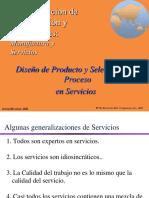 Administracion de Procesos (Servicios)