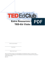 3. TEd Ed Extra Resources