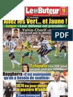 LE BUTEUR PDF du 16/10/2010