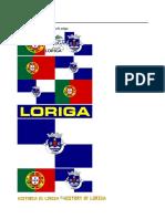 Historia Da Vila de Loriga - History of the Town of Loriga - LORIGA
