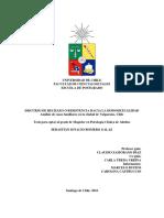 Tesis - Discurso de Rechazo o Resistencia Hacia La Homosexualidad - 2016