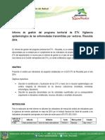 Informe.etv.2014.Epidemiologia (1)