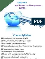 IWRM 10 Water Governance