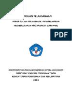 Panduan-kkn Ppm 2013