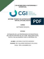 Itscvo Mapeo Geomecanico - Luis Danilo Chuctaya Ascencio - 2