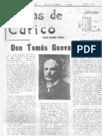 Don Tomás Guevara Silva (noticias de curico)