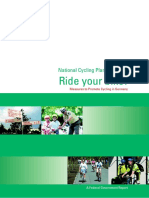 Germany National Cycling Plan 2002-2012