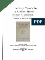 kendrick Productivity 1961.pdf