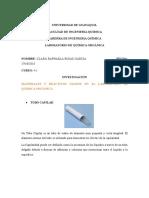 Materiales y Manual de Seguridad