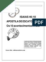 Apostila de Escatologia PDF