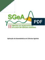 Apostila - Geoestatítica Fundamentos e Aplicações