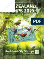 ACS NZ Stamp Catalogue 2019