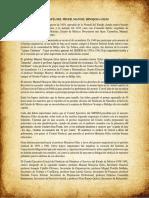 Biografía de Manuel Hinojosa Giles