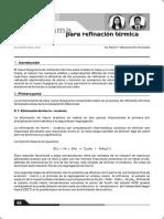 Nuevo Flujograma Para Refinacion Termica Del Estao