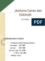 Met Cairan Dan Elektrolit