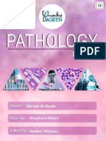 Pathology 12