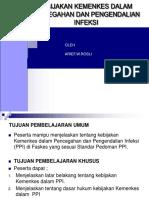 1. Kebijakan PPI