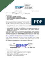 SK BNSP tentang US dan UN