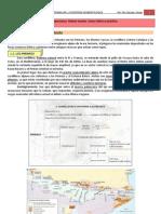 1.4. Relieves Exteriores Cordilleras y Depresiones Relieve Insular.