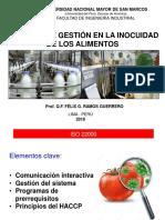 Sistema de Gestión de Calidad en la industria alimentaria