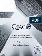 QFAC Finance Recruiting Guide