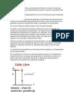 Caída Libre.docx