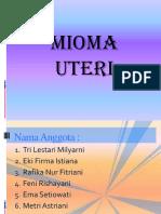 Mioma Uter