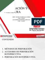 Métodos de Perforación (1)