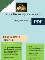 Textos Literarios y No Literarios 3