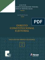 Tratado de Direito Eleitoral - Vol. 1 - 2018 - Luiz Fux, Luiz Fernando Casagrandre Pereira, Walber de Moura Agra (Coord.)
