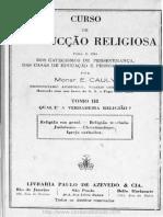 E. Cauly - Curso De Instrução Religiosa - Tomo 3 - Qual É A Verdadeira Religião.pdf