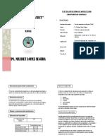 Test de Autoestima de Maybet (Manual)