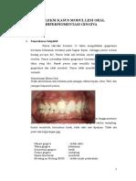 Hiperpigmentasi gingiva